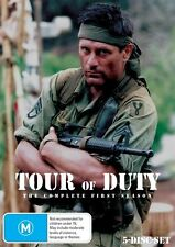 Tour of Duty: Season 1 (DVD, 2011, 5-Disc Set) BRAND NEW ... R ALL
