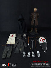 COOMODEL Empire Series - Medieval Catholic Military Order Knight Templar 1/6 FIG