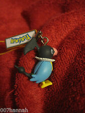 1 Pokemon-Anhänger/Figur:Plaudagei(CHatot), 3cm,Charm/Figure/gebraucht,F27