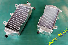 Fit Yamaha YZ450F/YZ 450 F 2014-2017 BRACED aluminum alloy radiator 2016 2015