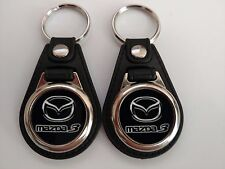 MAZDA 3 KEYCHAIN 2 PACK SET