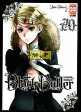 BLACK BUTLER n. 20 - Panini - NUOVO