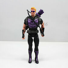 "Avengers Movie Super Hero Hawkeye 6"" Action figure Kid Toy Gift Xmas Rare"