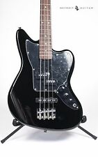 BRAND NEW SQUIER VINTAGE MODIFIED JAGUAR BASS SPECIAL SS (SHORT SCALE) BLACK
