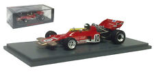 Spark S4280 Lotus 72C #10 Dutch GP 1970 - Jochen Rindt World Champion 1/43 Scale