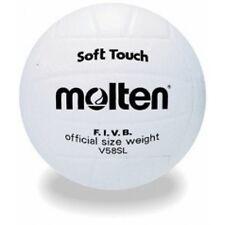 MOLTEN Soft Touch Pallavolo f.i.v.b TAGLIA 5 BIANCO UFFICIALE MATCH Play.
