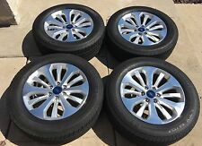 """20"""" FORD F150 FX2 FX4 OEM WHEELS RIMS & TIRES  2016 EXPEDITION 18 17"""