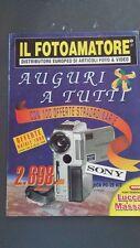 Fotoamatore 1999 completo di prezzi