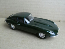 Nice 1/43 Russian Model Jaguar E type 1962 DeAgostini Athens Greece