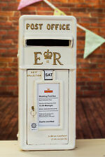 Personalised Royal Mail ER Wedding Post Box Hire – Hampshire/Dorset/West Sussex