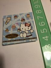 Rare Sanrio Original Vintage Hello Kitty Mini Memo Pad Notepad Stationery Angel