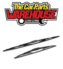 """Any Mixed Pair of Wiper Blades Good Quality too fit ALL """"hook"""" type Wiper Arm 46"""