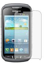 3 screencover salvapantallas screenprotector para Samsung S7710 Galaxy Xcover 2
