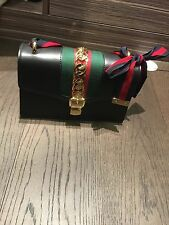 Brand New Authentic Gucci Sylvie leather shoulder bag