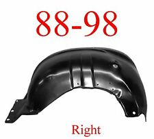 88 98 Chevy Right Inner Fender, Front, GMC Truck, Suburban, Tahoe Yukon 0852-366