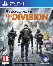 Gioco Sony PS4 TOM CLANCY'S THE DIVISION  ITALIANO PLAYSTATION 4 come nuovo