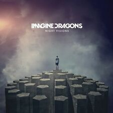 Night Visions - Imagine Dragons (2012, CD NIEUW)