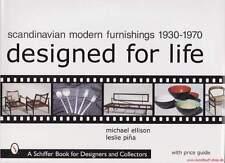 Fachbuch Scandinavian Modern Furnishings 1930-1970, DER Preisführer WICHTIG, NEU