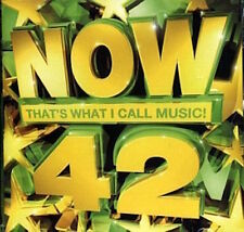 Now That's What I Call Music 42 2 Disc CD FREE SHIPPING