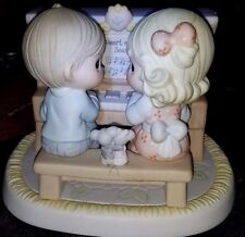 Chapel Exclusive I'm Yours Heart and Soul. Precious Moments. 4001779 MIB!