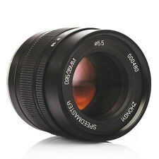 Zhongyi 35mm F0.95 Large Aperture Lens for Fuji X Mount APS-C Mirrorless Camera