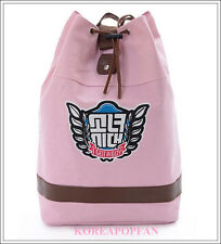 Girls' Generation SONE KPOP CANVAS BAG PINK SNSD BACKPACK NEW