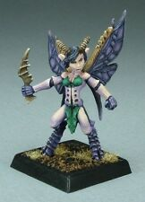 Fairy Reaper Miniatures Warlord RPG Faerie Fey Wood Elves Monster Insect Melee