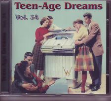Specialmente-Teen-Age Dreams vol.34 Popcorn & Teenage CD