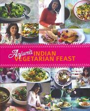 Anjum's Indian Vegetarian Feast von Anjum Anand (2012, Gebunden)