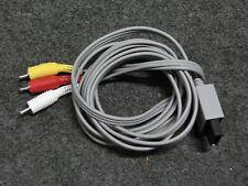 Original - AV Kabel - Nintendo Wii und Wii U - RVL-009 - in sehr guten Zustand