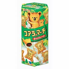 LOTTE Japanese Food Koala's March KOALA-no-March Chocolate Cookie Biscuit 50g