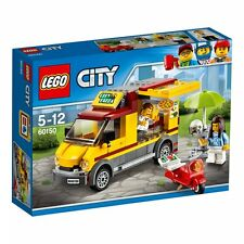 M1) LEGO City (60150) Osare di pizza Foodtruck Merce nuova conf. orig.