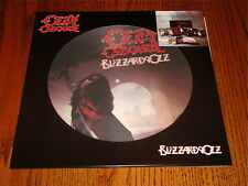 OZZY OZBOURNE BLIZZARD OF OZ Picture Disc LP