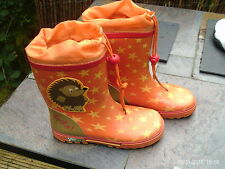 Yeo minis wellington boots for child - size 12 - Spike design with puddleometer!