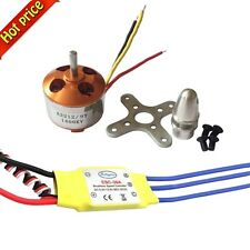 30A ESC+1400KV Brushless Motor A2212 for 4 Axis rc Quadcopter muticopter UFO E