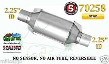 "Eastern Universal Catalytic Converter Standard 2.25"" 2 1/4"" Pipe 10"" Body 70258"