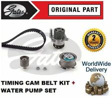 FOR AUDI A3 1.9TDi 105BHP 2003-  TIMING CAM BELT TENSIONER SET + WATER PUMP KIT