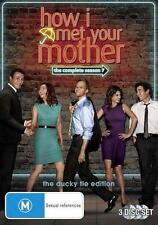 HOW I MET YOUR MOTHER : SEASON 7 : NEW DVD