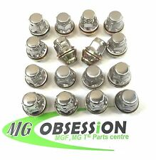 MGF/ MG TF BRAND NEW GENUINE ALLOY WHEEL NUTS X 16 . NAM9077