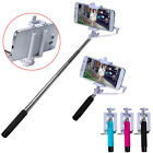 Extendable Handheld Self-Pole Tripod Monopod Selfie Stick For iPhone For Samsung