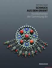 Fachbuch Schmuck aus dem Orient, Sammlung Dr. Ümit Bir, orientalischer Schmuck