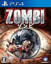 free shipping PS4 ZOMBI from Japan New