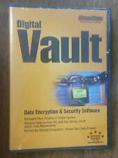 StompSoft Digital Vault - Data Encryption & Security Software (PC CD-ROM)