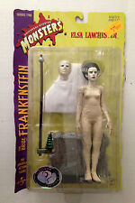 SIDESHOW UNIVERSAL MONSTER SERIES 2 ELSA LANCHESTER BRIDE OF FRANKENSTEIN FIGURE