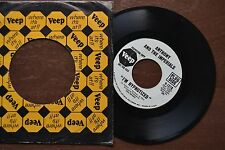 """Anthony The Imperials Hungry Heart I'm Hypnotized Promo Soul 7"""" 45 Record VG++"""