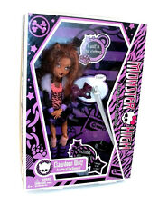 Monster High 2009 First Wave CLAWDEEN WOLF girls toy doll figure gothic RARE