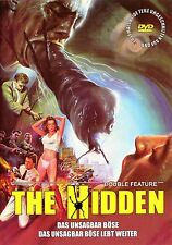 The Hidden 1 & 2 , Double Feature , 100% uncut , Amaray case , new and sealed
