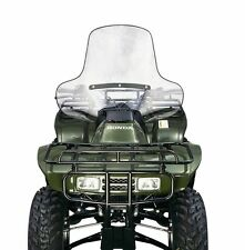National Cycle - N2573 - Lexan ATV Windshield, Low Headlight~