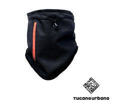 TUCANO URBANO 615 WB Collare Wind Breaker in Pile Termico Antivento TG UNICA