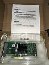 Intel Server Adapter i350-F4 Quad 1000 Base T PCI-E2x4 Ethernet Card 540-BBDS